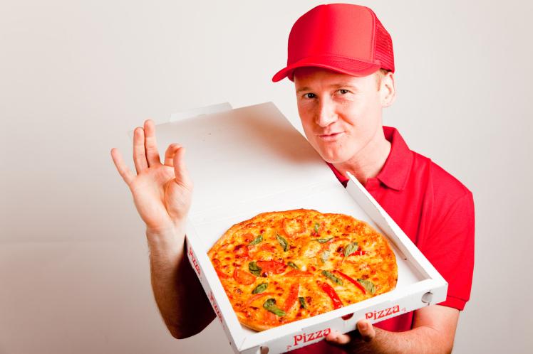 pizza atendimento personalizado