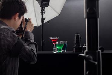 fotógrafo de produtos
